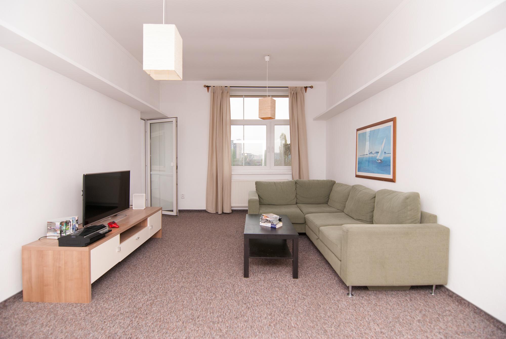 Byt, 3 - izbový, 109m2, Bratislava III - Nové Mesto, Vajnorská ulica