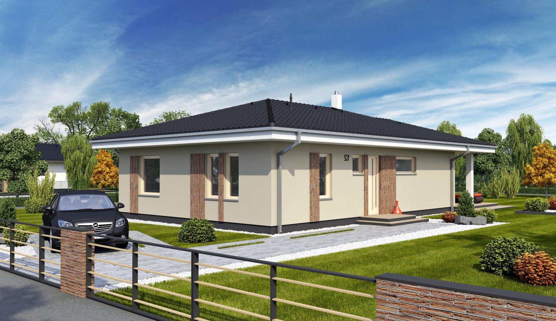 Dom , 4 - izbový, 100.2m2, Miloslavov, časť Vínna Alej