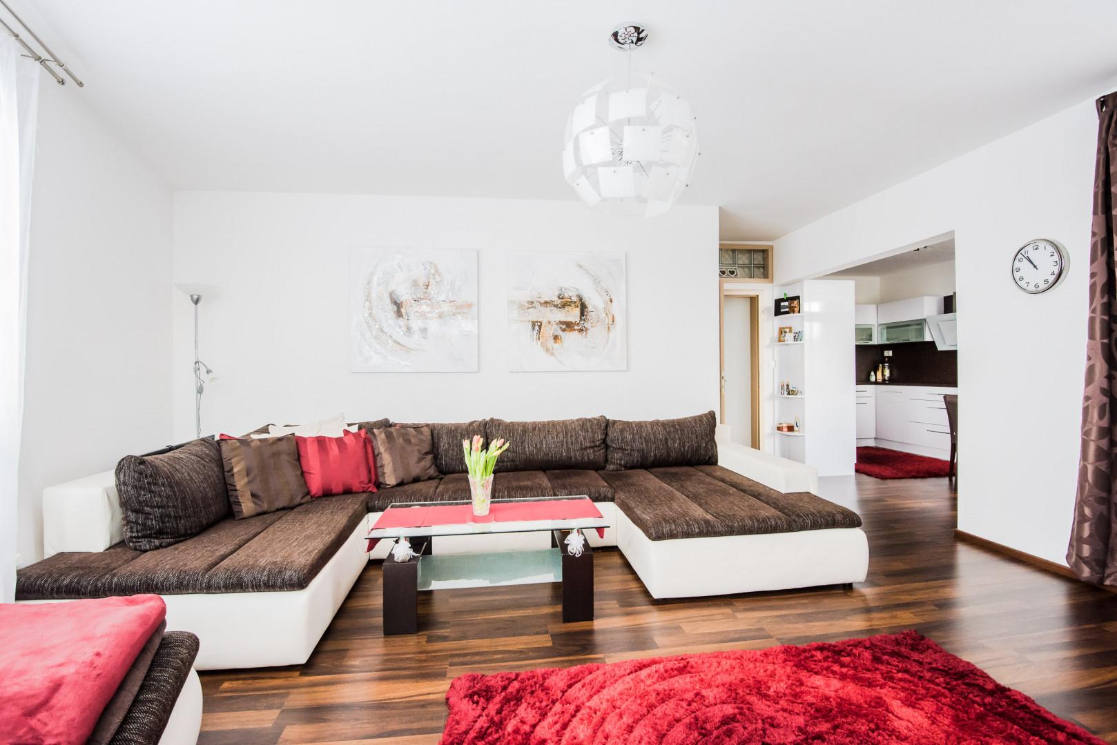 Byt, 4 - izbový, 110.07m2, Bratislava IV -Lamač, Bakošová ulica