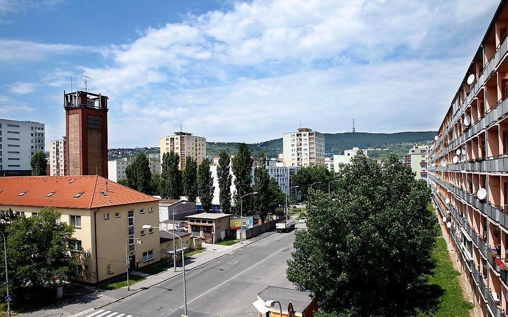 Mezonetový. 2 - izbový, 78m2, Bratislava III - Nové Mesto , Riazanská ulica