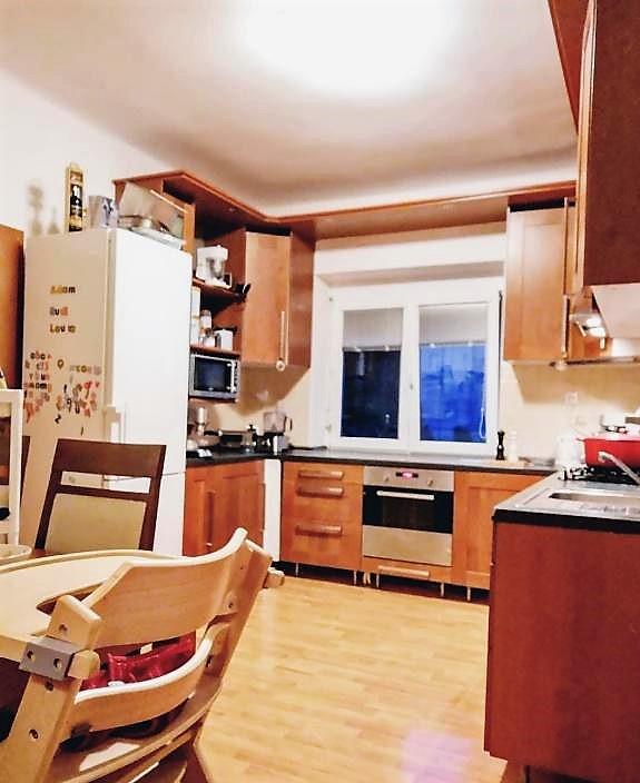 Byt, 2 -  izbový, 55m2, Bratislava III - Nové Mesto, Filiálne nádradžie  s vlastnou záhradkou