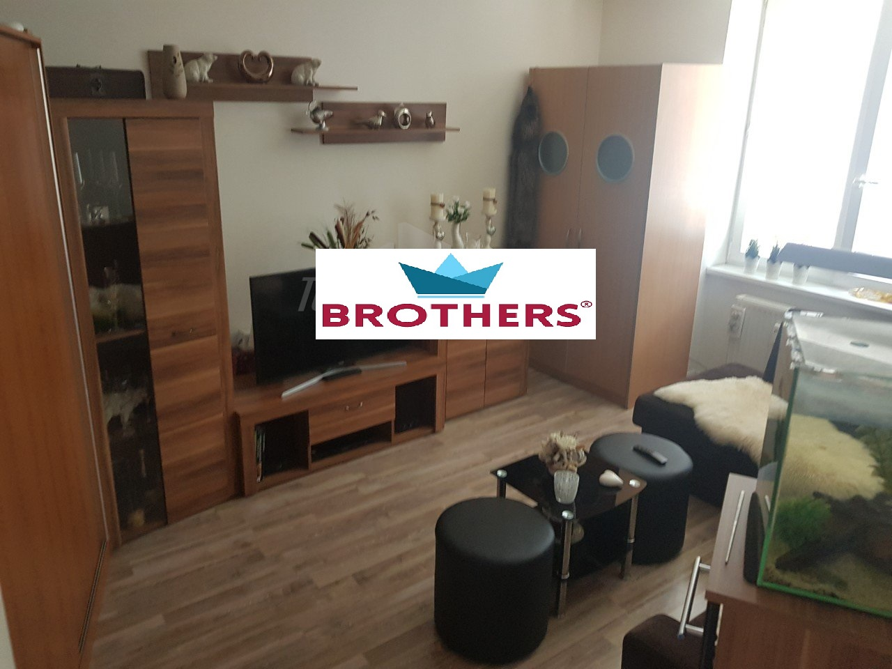 Byt, 1 - izbový, 34m2, Bratislava II - Ružinov, Doležalová ulica