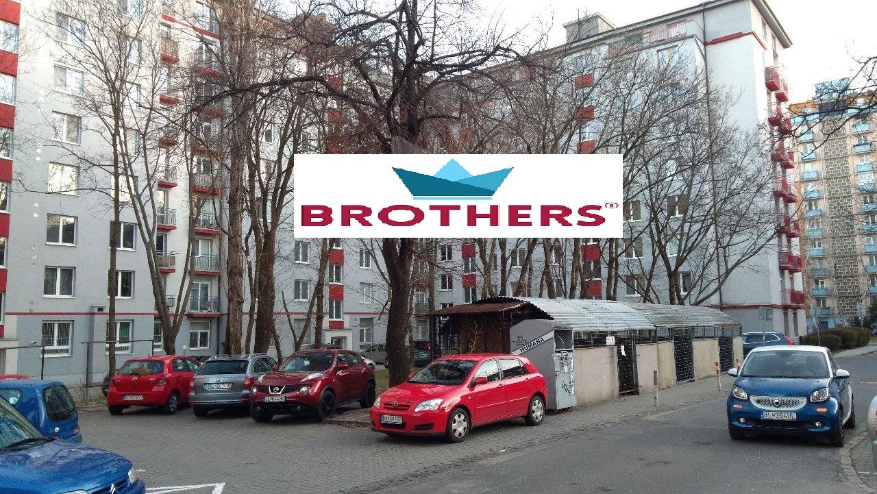 Byt, 3 - izbový, 57m2, Bratislava III - Nové Mesto, Račianska ulica
